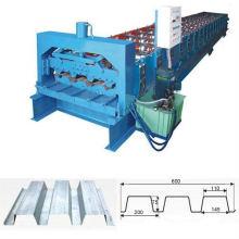 Máquina de folhas de aço corrugado galvanizado