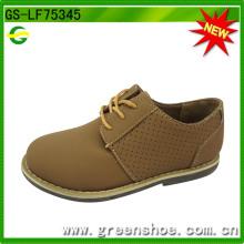 Neue heiße Großhandel Loch Schuhe für Kind (GS-LF75345)