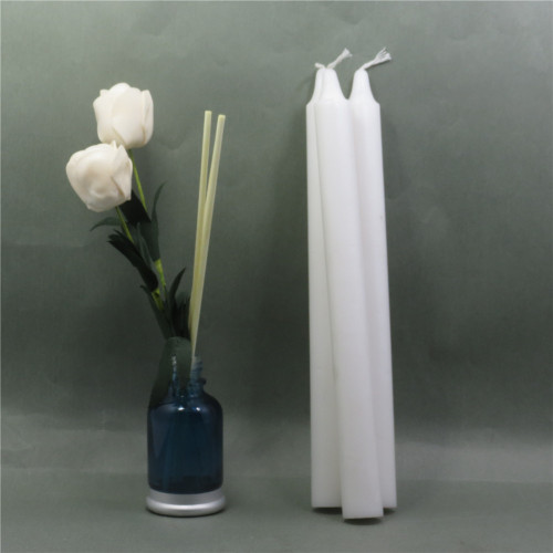 Χαμηλή τιμή Wick and Sticks Clear White Candle