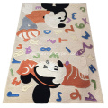 Hand Tufted Carpet med Disney Design