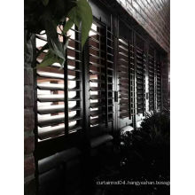 63.5mm Wood Shutter (SGD-S-5993)