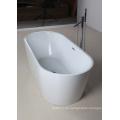 Einweichen Badewanne in Weiß Acryl