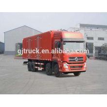 Dongfeng marca 8X4 unidad camioneta para 20-48 metros cúbicos