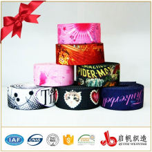 Customized nonelastic 100% polyester knitted bias tape