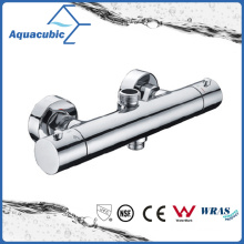 Bathroom Thermostatic Double Handle Faucet (AF4322-7)