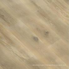 Plancher en bois imperméable de haute qualité de plancher en bois de PVC de regard de PVC imperméable