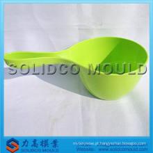Molde do agregado familiar da cozinha, molde plástico da colher, molde da concha da água