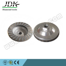 Durable Diamond Cup Wheel for Granite Grinding