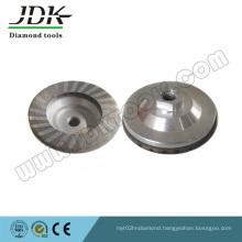 Diamond Cup Wheel Aluminumi Body