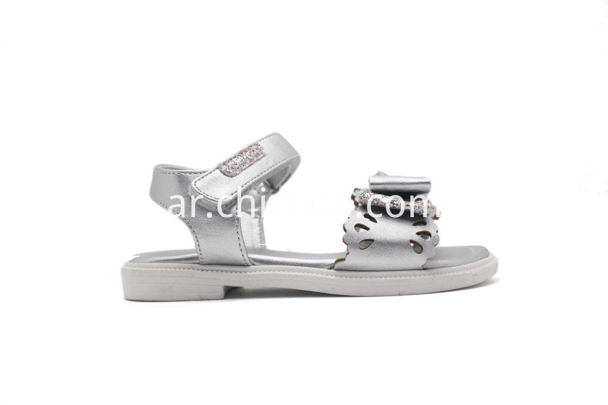 Open Toe Beautiful Girls Sandals,Fashion Girls Shoes