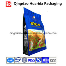 Plastic Food Packing/Packaging Bag with Zip Lock