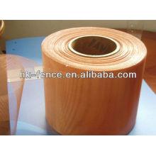 tela de filtro de malla de cobre rojo, malla de alambre de latón