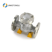 JKTLPC088 high pressure stainless steel non return check valve type