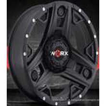 As mais novas rodas offroad Tuff Xd de fábrica