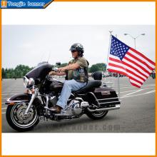 Горячее сбывание рекламируя флаги для мотоциклов оптом