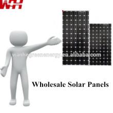 Panneaux solaires de vente directe en gros de catégorie A