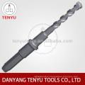 SDS plus drilling granite