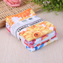 Printed Assorted Microfiber Cleaning Towels