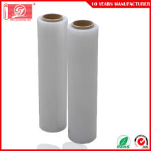 Genomskinlig LLDPE Hand Roll Stretch Film