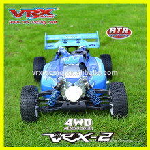 1/8 escala VRX-2 Pro 4WD RTR Nitro powered buggy