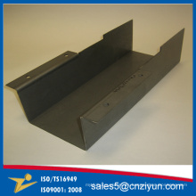 Marco metálico modificado para requisitos particulares del corte del laser hecho en China
