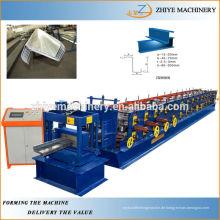 Metallstruktur c / z / u purlin Walzenformmaschine, um c / z / u Form zu bilden