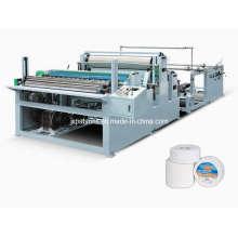 Máquina de corte de rolo de papel higiênico Jumbo
