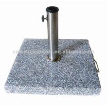 Granit patio umbrella holder