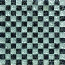 310X300mm Vidrepur Glass Mosaic in Foshan (AJZA211)