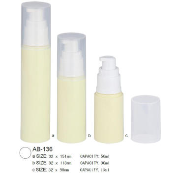 Airless Lotion Flasche AB-136