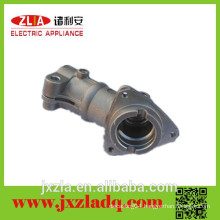 High precision aluminum die casting parts gear box for garden tools