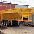 Live Bottom Trailer Tipper Tipping Semi Trailer
