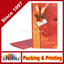 Hochzeit / Geburtstag / Weihnachtsgrußkarte (3317)