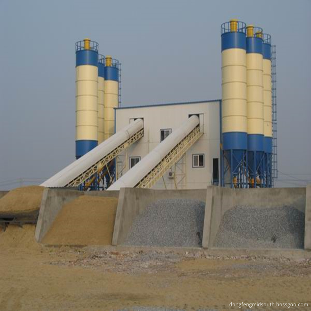Concrete Batching Plant 5