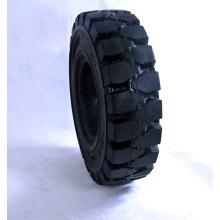 6.5-10 сплошная шина для вилочного погрузчика 10 дюймов резиновое колесо