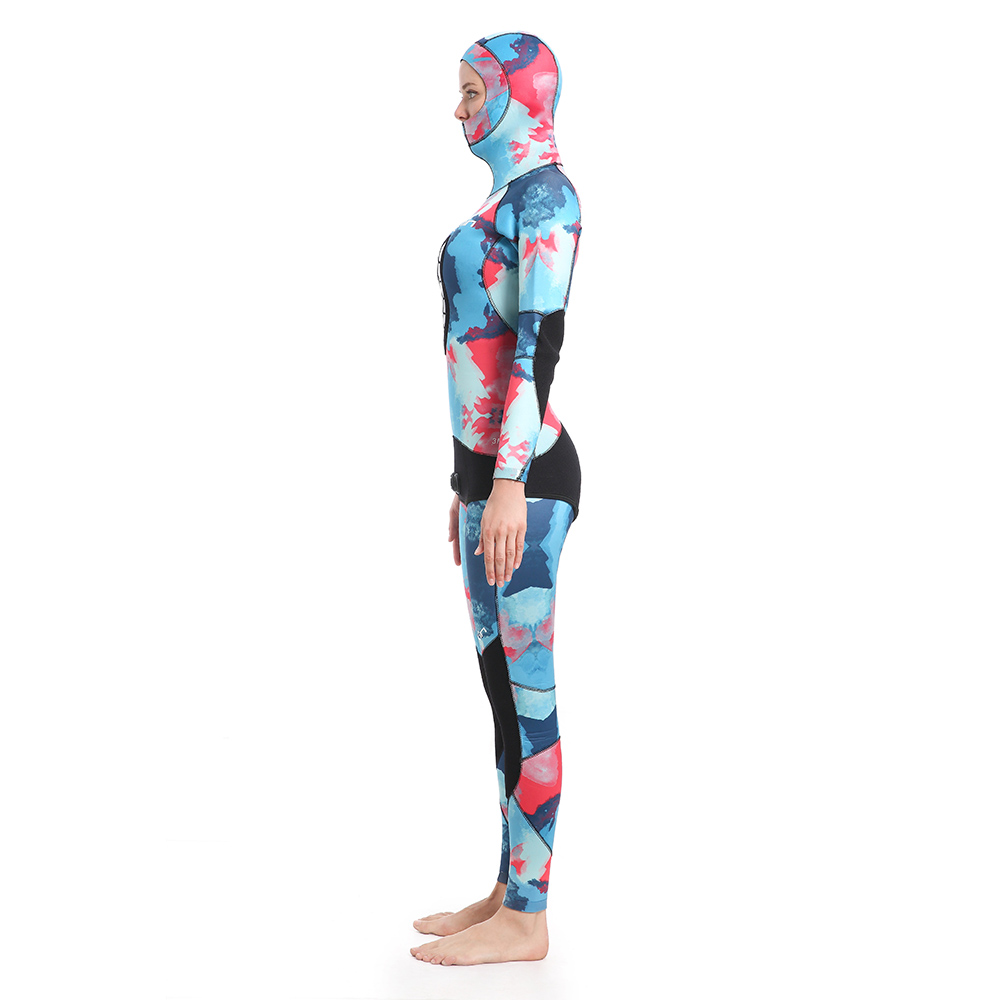 Seaskin Women's Spearfishing Wetsuit