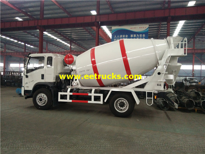 Beton Delivery Truck