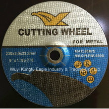 """9"""" 230X3.0X22mm Marble Cutting and Grinding Disc"""