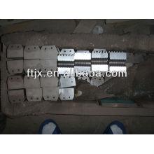 pe single wall corrugated pipe making machine