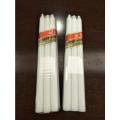 Weiße Kerzen von 10g bis 100g