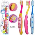 2018 best selling high quality children kids novelty toothbrush for dental care