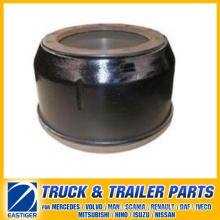 Piezas de remolque del tambor de freno 3109677400 para BPW