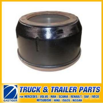 Pièces de remorque du tambour de frein 3109677400 pour BPW