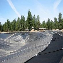Geomembrana utilizada para minería y eliminación de residuos sólidos