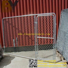 Galvanized Large Dog Cage Dog Kennel