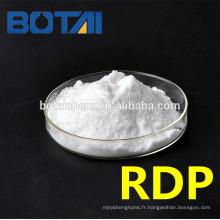 Poudre de polymère Redispersible RDP pour enduits, coulis de carrelage, colle à carrelage