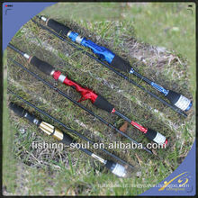 CTR006 lançando varas de pesca de camo