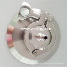 Válvula de retención sanitaria de acero inoxidable