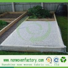 Tissu non-tissé pour la couverture de sol de contrôle de Weed