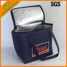 saco refrigerador reusável do pacote do alimento da mercearia